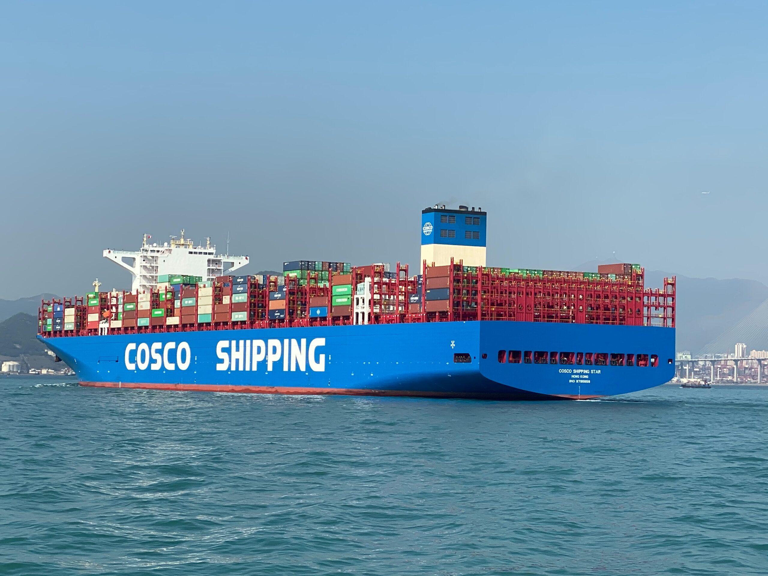 ship and bunkering